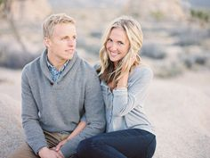 Joni   Conner // Joshua Tree Engagement