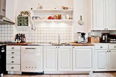 Kök/matplats - Norrmalm | Hemnet Inspiration