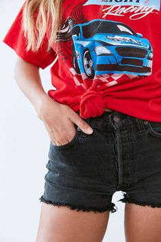 Junk Food Busch Racing Tee - Urban Outfitters