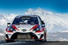 therallyblog:  Jari-Matti Latvala / Miikka Anttila Rallye Monte-Carlo 2017   Toyota Gazoo Racing