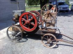 ice cream maker  ~ Sarah's Country Kitchen ~ Amish Farm, Ice Cream Maker, Country Kitchen, Icecream, Farms, Tools, Life, Tractors, Ice Cream