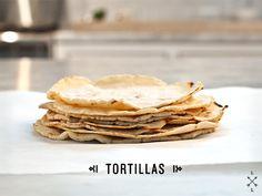 Homemade Tortillas from @Jeanine | Love & Lemons