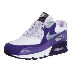 Nike Air Max 2016 Women Round Toe Synthetic Purple Running Shoe