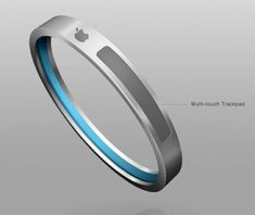 Apple is rumored to be working on a curved-glass, wrist-wearable iPod. According to a report of Xinhua, users could communicate with device with Apple's artificial intelligence software Siri and the information could be relayed to iPhone. Cool Technology, Wearable Technology, Technology Gadgets, Apple Tv, Apple Watch, Gadgets And Gizmos, Tech Gadgets, Cool Gadgets, Amazon Gadgets