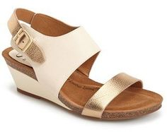 Sofft 'Vanita' Leather Sandal (Women)