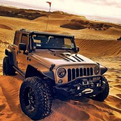 Not all Jeepers are created equal, some like to off-road or go mudding others like rock crawling and then some treat their Jeep like a collector's item. If you're into the rough country and like to off-road, these jeeps are for you. We encourage off-roading and trail riding but we support safety fir
