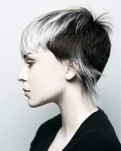 Paul Stafford Short Blonde Hairstyles