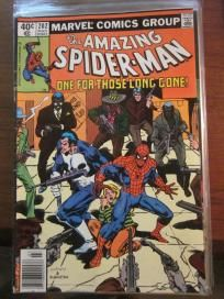 The Amazing Spider-man # 202 PUNISHER Marvel Comics Free Shipping  1980 1st print and series Wolfman