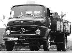 Mercedes-Benz Diesel Direkteinspritzer bei Lkw und Bus ab 1964