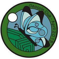Pathtag #26077 - Geocoin Club April 2013