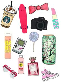 Girly Typical teenager stuff  . https://www.g2a.com/r/top10