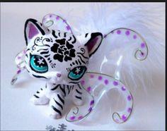 Lps tigger cat customize