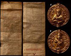 Listina ktorou bulharský cár Ivan (Ján) Šišman (1371-1395) potvrdzuje staré majetky a privilégiá a poskytuje nové daňové výnimky Rilskému kláštoru. Listina nesie dve zlaté pečate na ktorých sú vyobrazený sv. Ivan (Ján) Rilský [A] a cár Ivan (Ján) Šišman [B]. Dokument bol vydaný dňa 21. septembra 1378 (въ лѣтѣ ЅѠПЗ, єндїкта в, мѣсѣца сєптємвръ . ка . дънъ).
