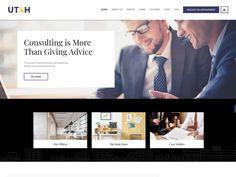 Utah - Educational Consultant WordPress Theme - ModelTheme Us Office, Business Website, Wordpress Theme, Utah, Finance, Author, Social Media, Education, Writers