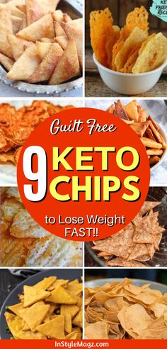 20 Easy & Delicious Keto Chips to Snack Without Guilt Snacking has never been so easy. These 20 low-carb chip recipes are perfect for the Keto diet, the Paleo diet, or just transforming your favorite vegetables into a healthy snack Best Keto Diet, Low Carb Diet, Paleo Diet, Paleo Food, Dieta Paleo, Ketogenic Recipes, Paleo Recipes, Low Carb Recipes, Ketogenic Diet
