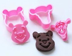 Amazon: Winnie The Pooh And Tigger Cookie Cutters $1.99. Yes.