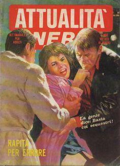Cover for Attualita' Nera (Edifumetto, 1978 series) #78