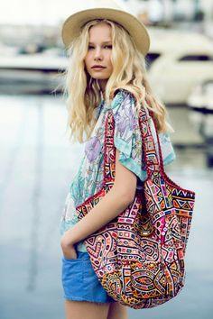 Fashionate: India Style Lookbook Verano 2014