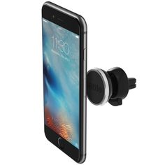 iOttie ITap Magnetic Air Vent Premium Mount Holder for Iphone XS Max R 8 Plus 7 Samsung Galaxy E Plus Edge, Note 9 & Other Smartphone Iphone 4s, Apple Iphone, Cell Phone Car Mount, Cell Phone Holder, Car Mount Holder, Car Holder, Gopro Pole, All Smartphones, Rare Earth Magnets