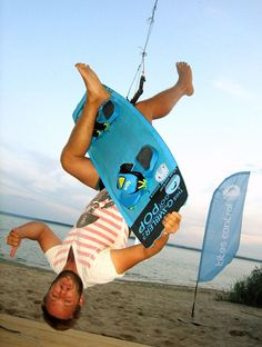 Kitescontrol - symulator kitesurfingu! -