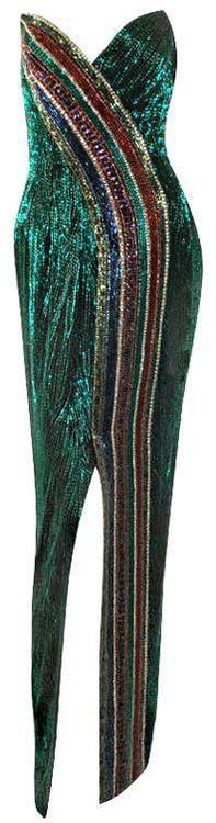 Dress  Bob Mackie  1stdibs.com