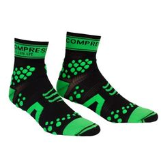 COMPRESSPORT Racing socks V2 TRAIL HI BLACKgreen T2 -- Continue to the product at the image link.(This is an Amazon affiliate link and I receive a commission for the sales)