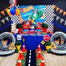 Imagem Relacionada Hot Wheels Birthday Hot Wheels Party