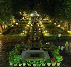 #Iran #Iranlandscape Ferdos garden ,#cinema #museum via @TehranMunicipal #MustSeeIran