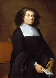 Portrait of Giovanni Battista Silva, Attributed to Carlo Francesco Nuvolone 1609-1662