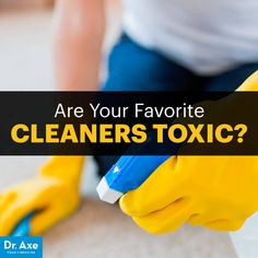 eco-cleaners - Dr. Axe http://www.draxe.com #health #holistic #natural