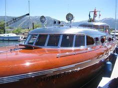 Hagerty Blog: South Tahoe Wooden Boat Classic