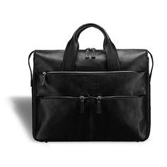 Вместительная деловая сумка BRIALDI Manchester (Манчестер) black купить по лучшей цене в интернет-магазине BRIALDI – доставка по Москве.