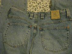 Diesel Industry Blue Denim Cotton Jeans Mens Silver Saddle Patch Size 34 x 31 #DIESEL #ClassicStraightLeg