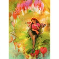 Cradle Your Heart Greeting Card (Blank)  http://www.holisticshop.co.uk/products/cradle-heart-greeting
