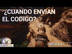 Battlefield 1 Cuando os entregan los Códigos y Guía para descargar antes...