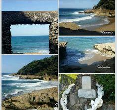 Playa puerto hermina en quebradillas pr