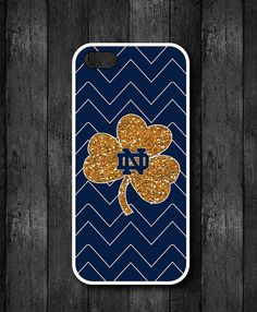 Notre Dame Cell Phone Case Fighting Irish iPhone by YOUniqueStore, $18.00