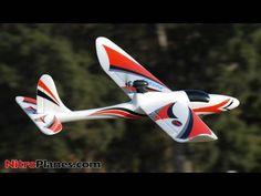 ▶ Dynam EZ Hawk RC Glider Flight and Review   Nu weer leverbaar vanuit voorraad.