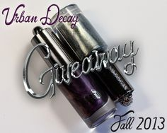 Urban Decay Giveaway Win It!   Urban Decay Addiction & Vice Nail Polish Giveaway