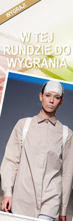Koszula BEIGE SS13; Projektant: Herzlichwilkommen; Wartość: 239 zł; Poczucie piękna: bezcenne. Powyższy materiał nie stanowi oferty handlowej Chef Jackets, Fashion, Moda, Fashion Styles, Fashion Illustrations