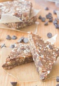 Copycat Peanut Butter Chocolate Chip Larabars | Culinary Secrets