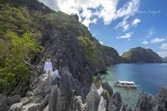 photo by Studio Fotogold www.facebook.com/fotogoldcreations Palawan Wedding photographer El Nido engagement Elnido prenup