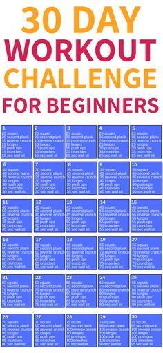 This beginner's workout challenge is THE BEST! I am so glad that I have found this great workout challenge to help you lose weight this year! out This beginner's workout challenge is THE BEST! I am so glad that I Reto Fitness, Fitness Herausforderungen, Training Fitness, Fitness Motivation, Health Fitness, Workout Fitness, Fitness Exercises, Fitness Hacks, Fitness Diet Plan