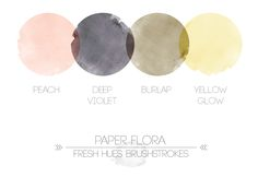 PaperFloraBrushstrokes
