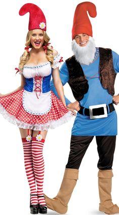Gnome Halloween Costumes