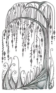 Willow Tree Art Print More