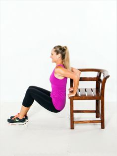 Triceps Dips The Total Body Workout for Beginners