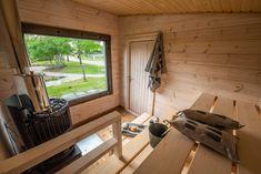 Pihasauna - moderni löylyvalmis pihasauna kotiin ja mökille.