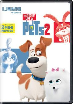 Confessions of a Frugal Mind: The Secret Life of Pets 2 on DVD  $8.19 Dax Shepard, Scooby Doo, Hannibal Buress, Dana Carvey, Ellie Kemper, Jenny Slate, Lake Bell, Louis Ck