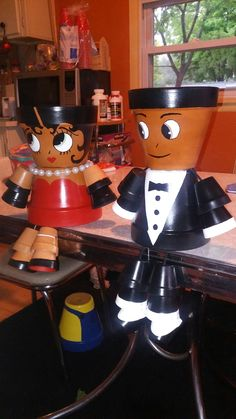 Betty Boop and Fred Astaire